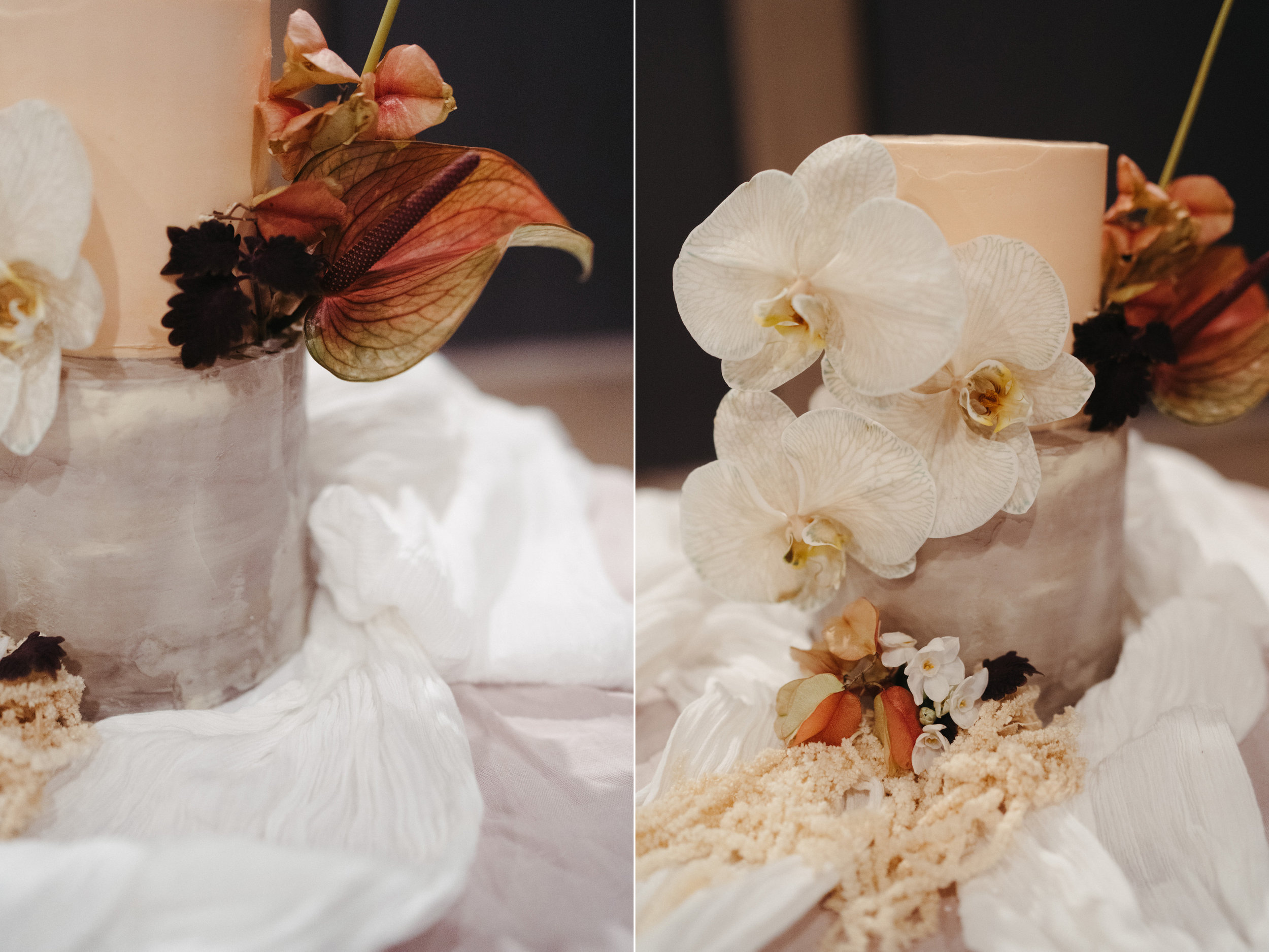 The Lushington Brisbane - Ephemeral Creative - Akirah Collective - Whipped Up Wedding Cake