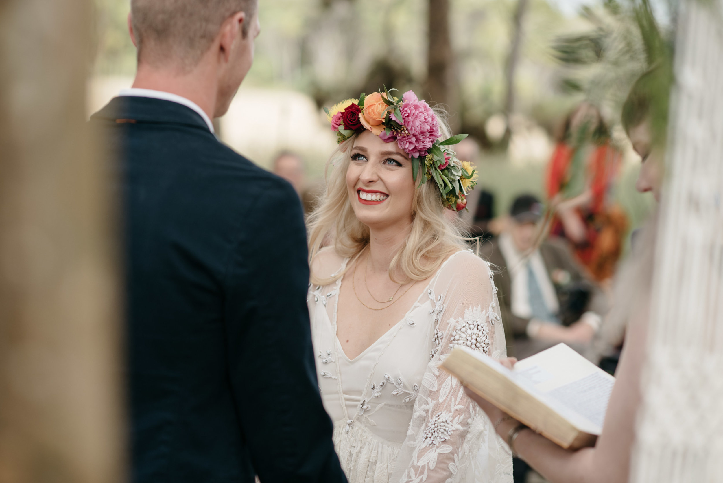 Josie and Ryan EPHEMERAL CREATIVE Jonkers Farm New Zealand Wedding bride