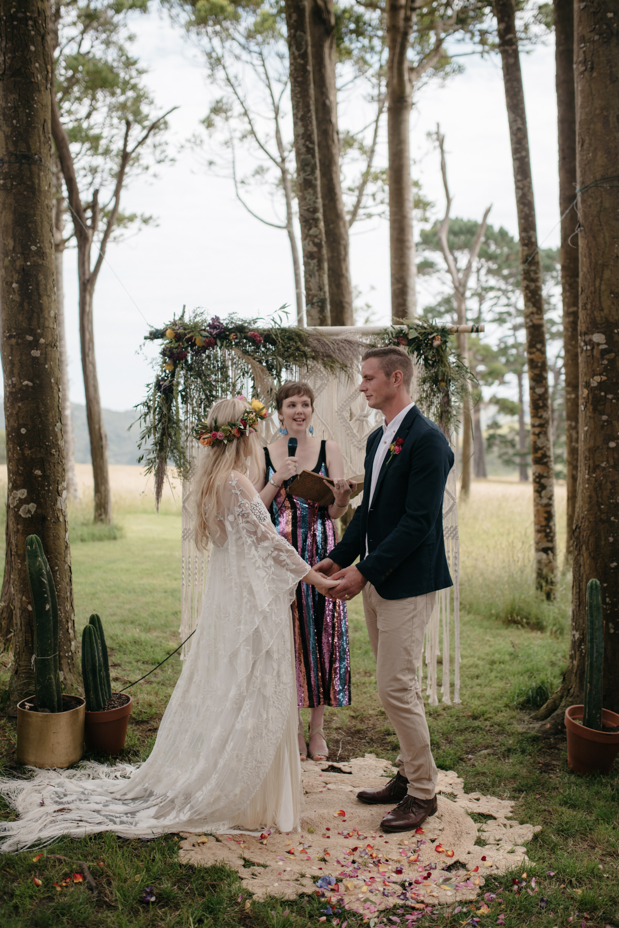 Josie and Ryan EPHEMERAL CREATIVE Jonkers Farm New Zealand Wedding Mexican wedding vibes