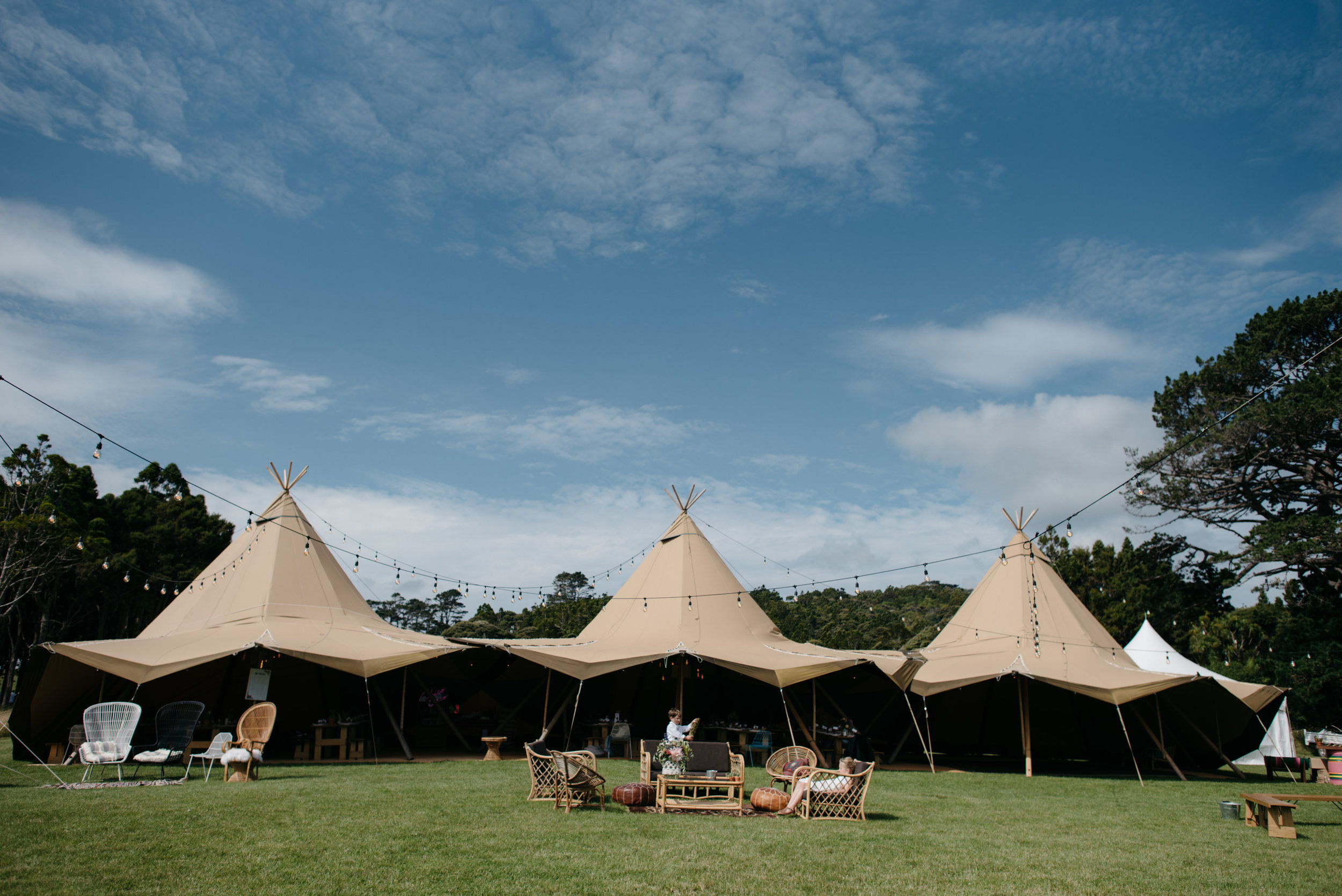 Josie and Ryan EPHEMERAL CREATIVE Jonkers Farm New Zealand Wedding teepee tents