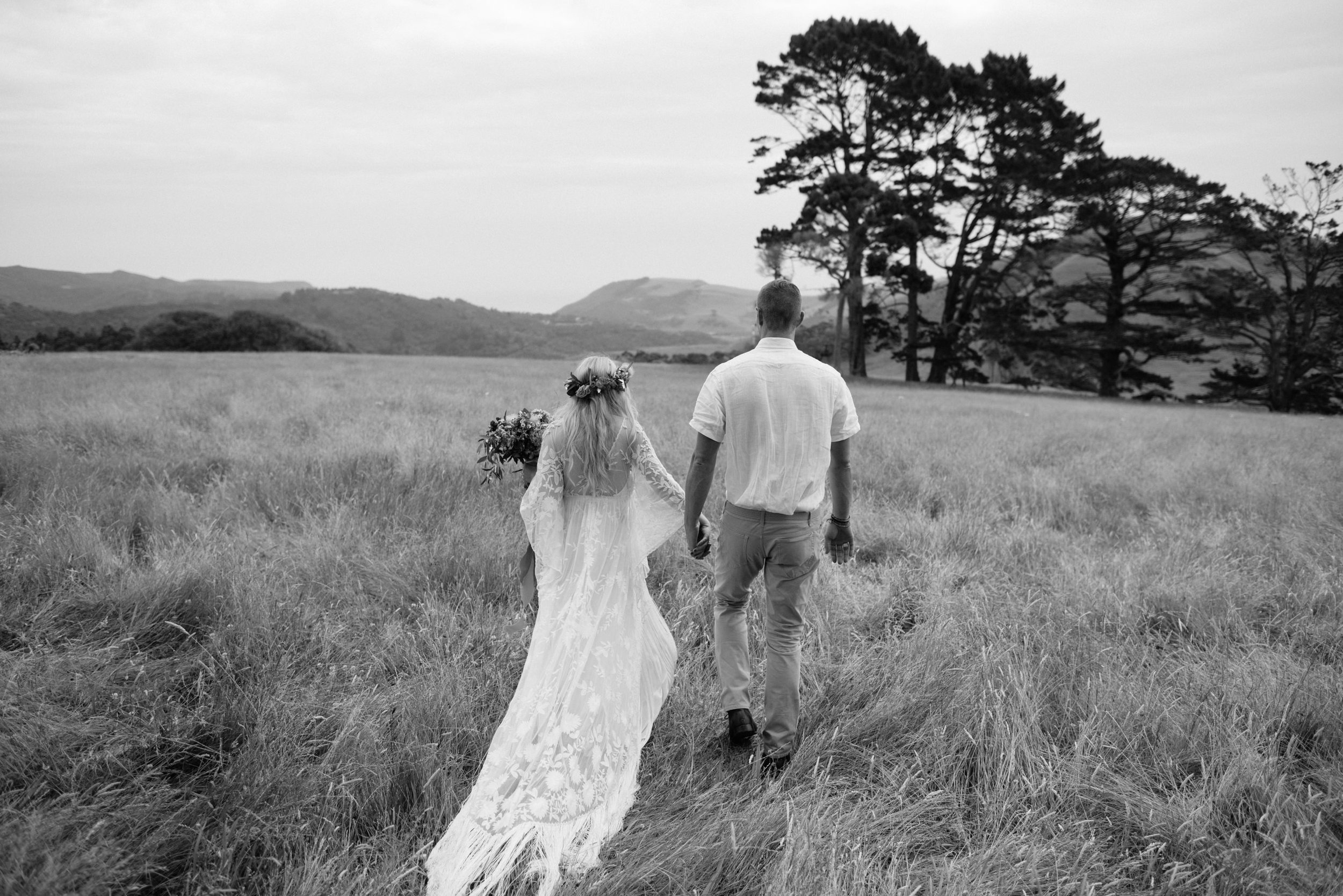 Josie and Ryan EPHEMERAL CREATIVE Jonkers Farm New Zealand Wedding boho adventure couple