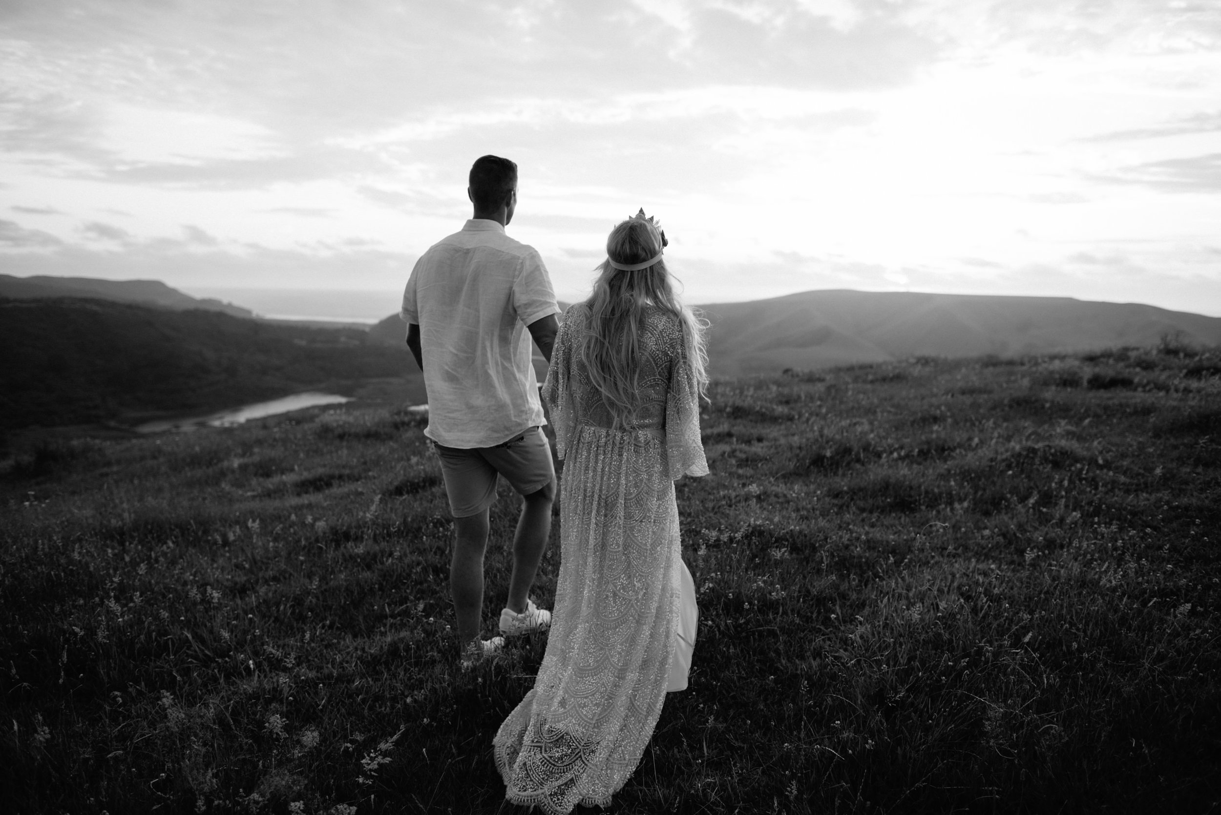 Josie and Ryan EPHEMERAL CREATIVE Jonkers Farm New Zealand Wedding bride and groom portrait