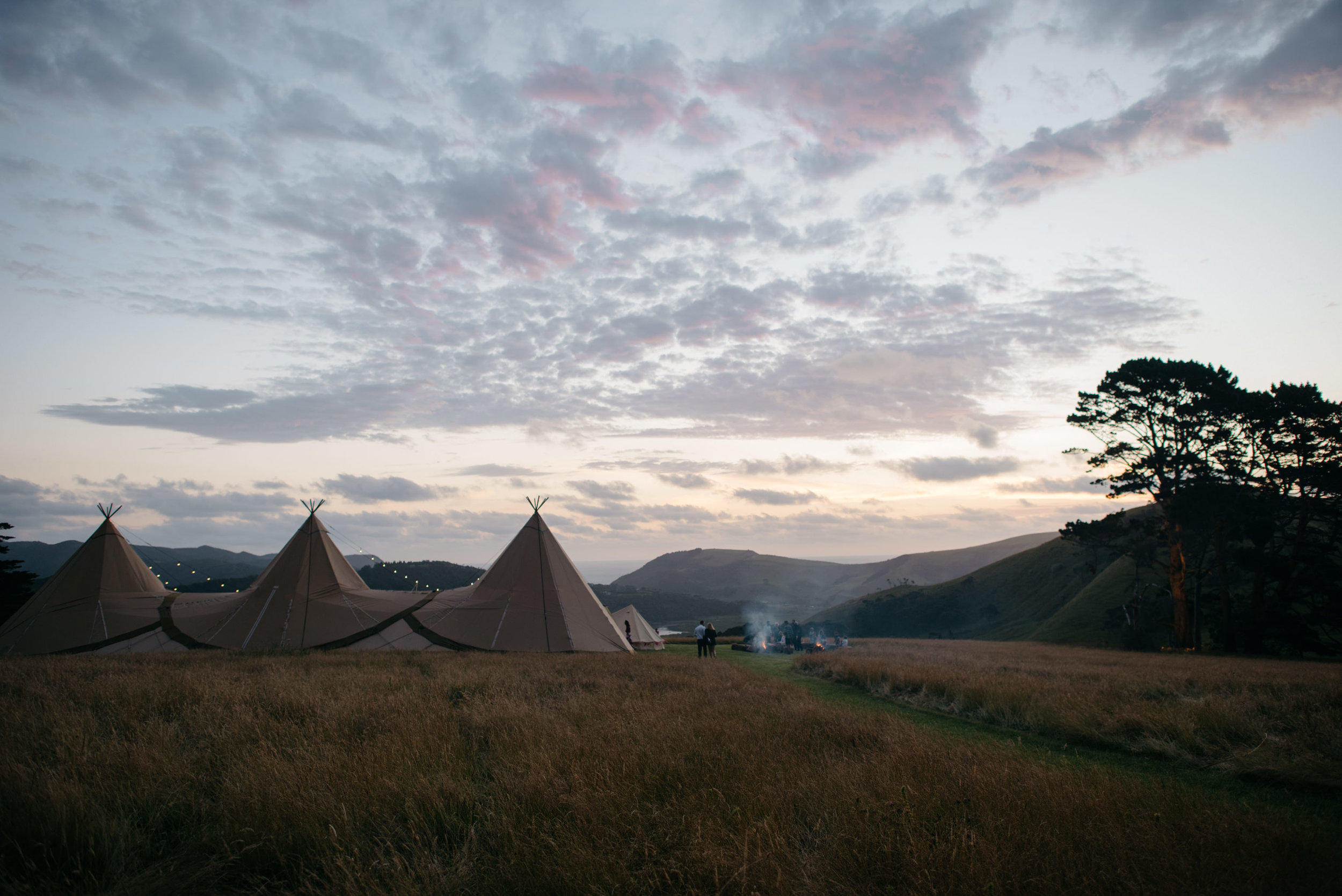 Josie and Ryan EPHEMERAL CREATIVE Jonkers Farm New Zealand Wedding teepee reception