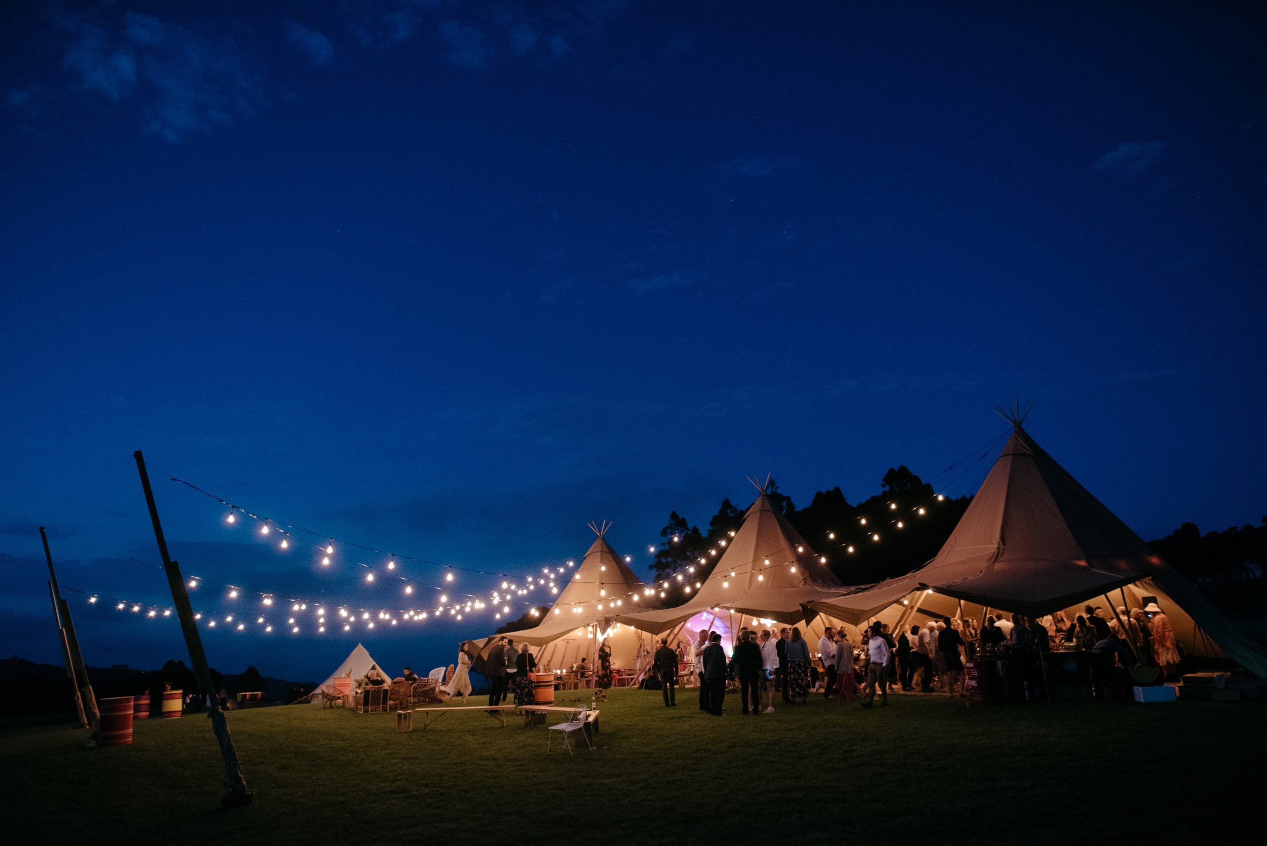 Josie and Ryan EPHEMERAL CREATIVE Jonkers Farm New Zealand Wedding teepee tent reception