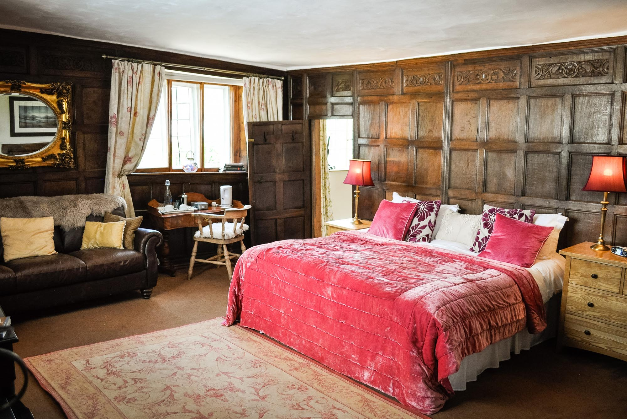 Accommodation - We offer a variety of places to stay, from B&B to self catering & glamping