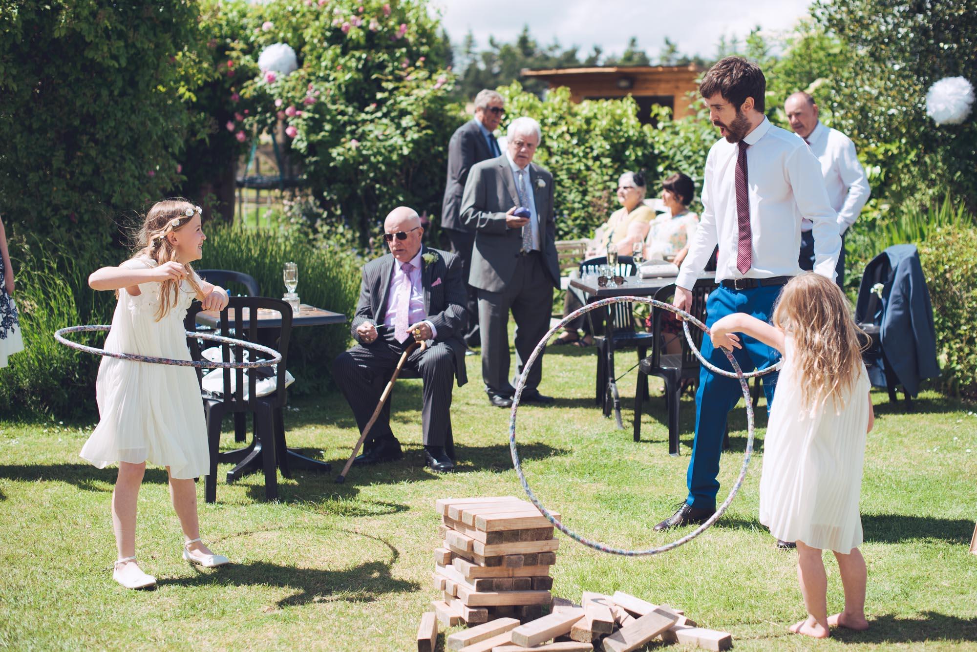 Nicola & Richard Wedding at Huntstile