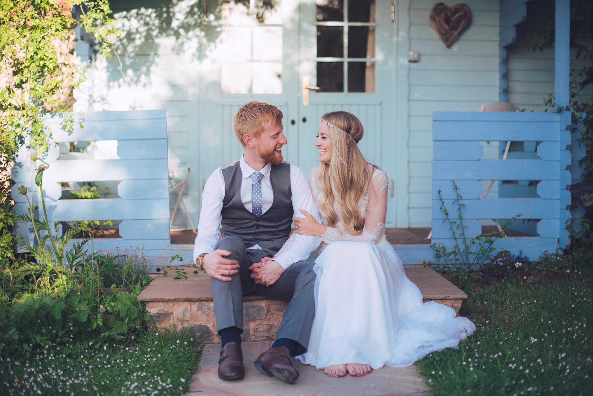 Nicola & Richard Wedding at Huntstile Farm