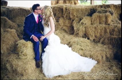 Jess & Berrien Hunstile Farm