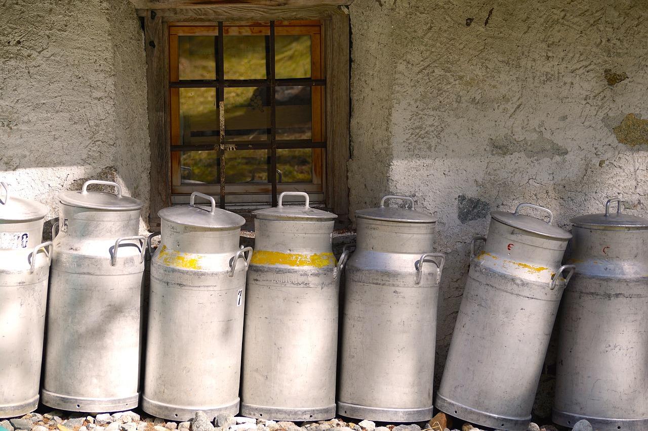 Milk Urns