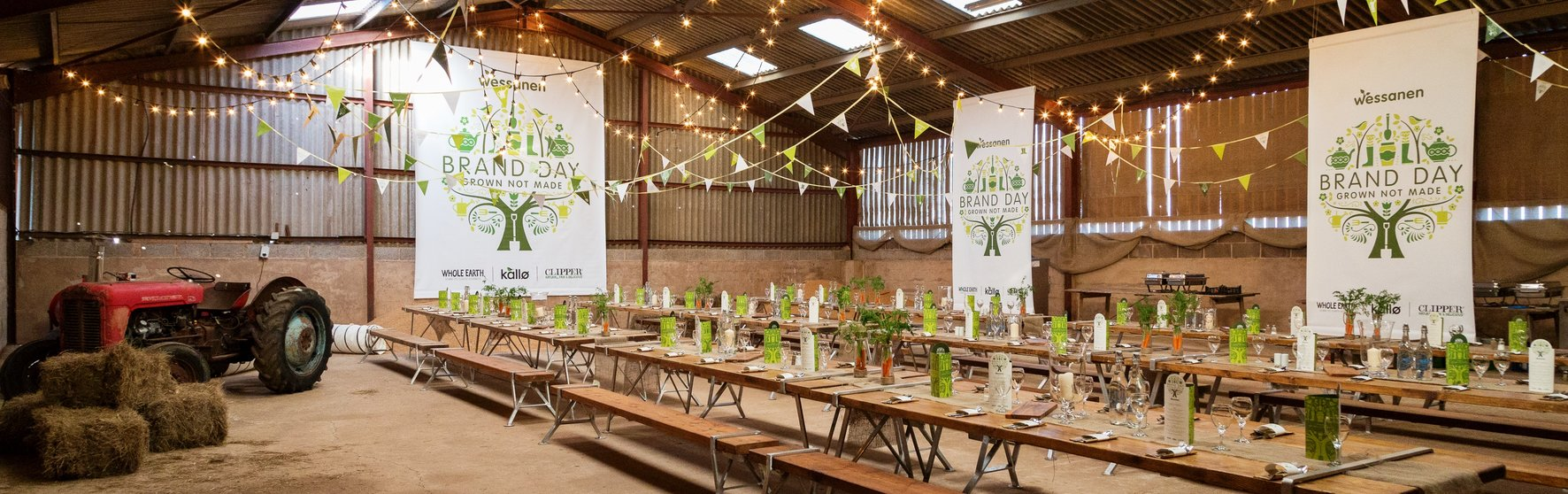Mad River Corporate Day at Huntstile Farm