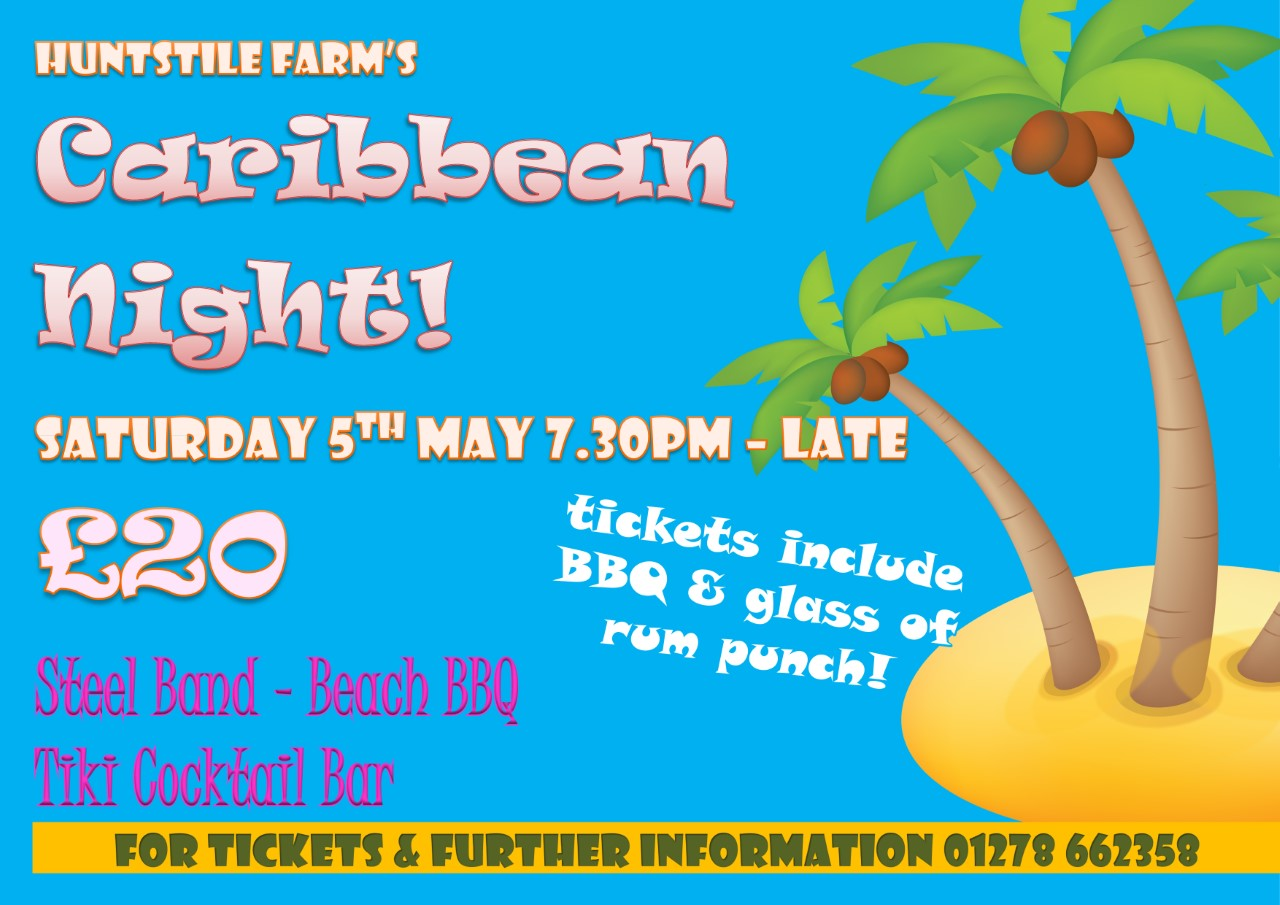 Caribbean Night Huntstile Organic Farm