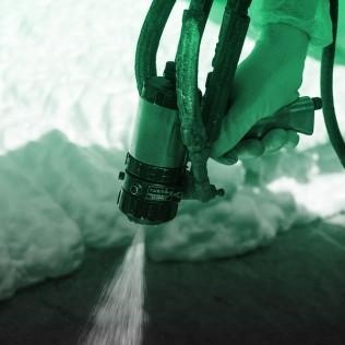 What Is Spray Foam? -