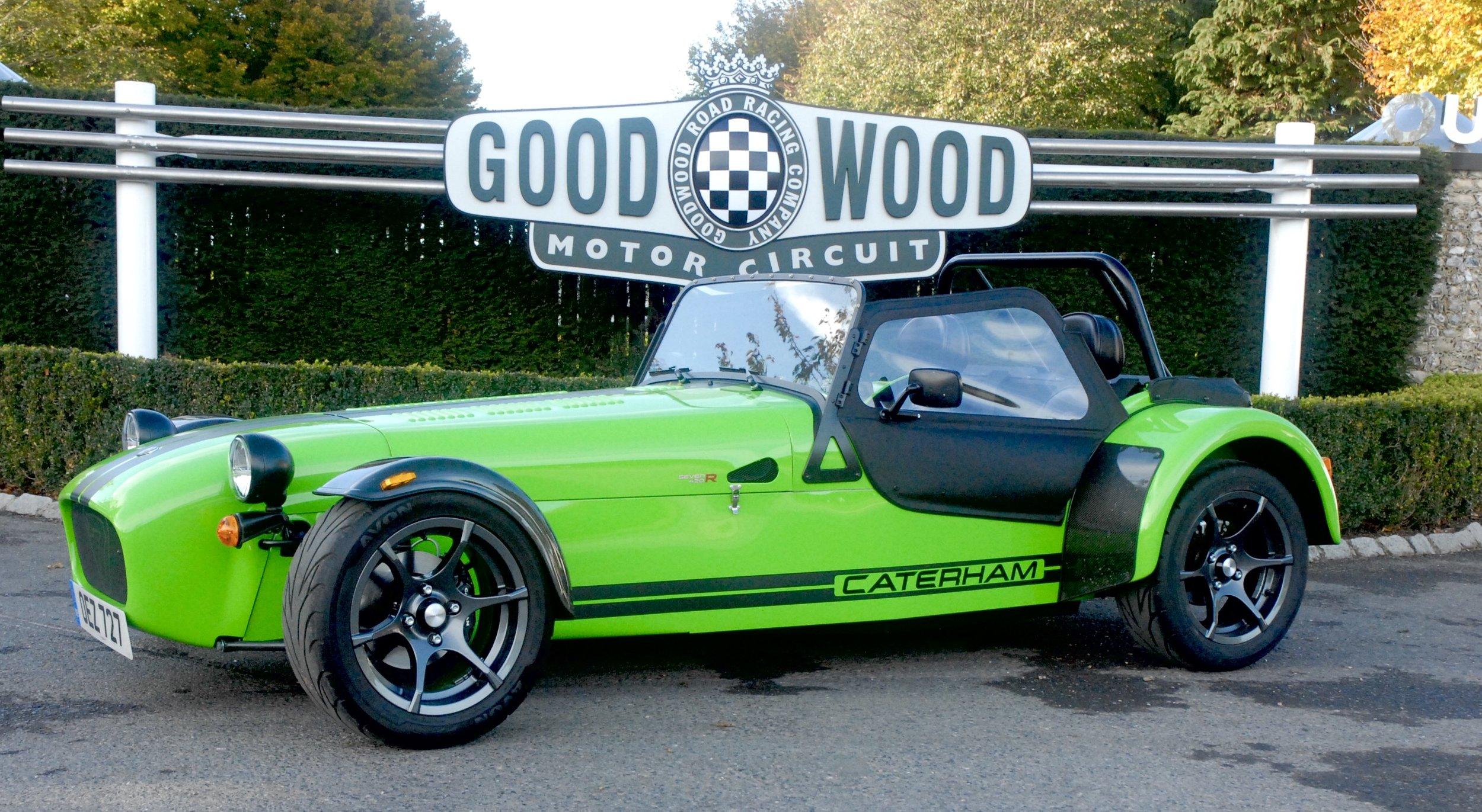 A superb track day car.