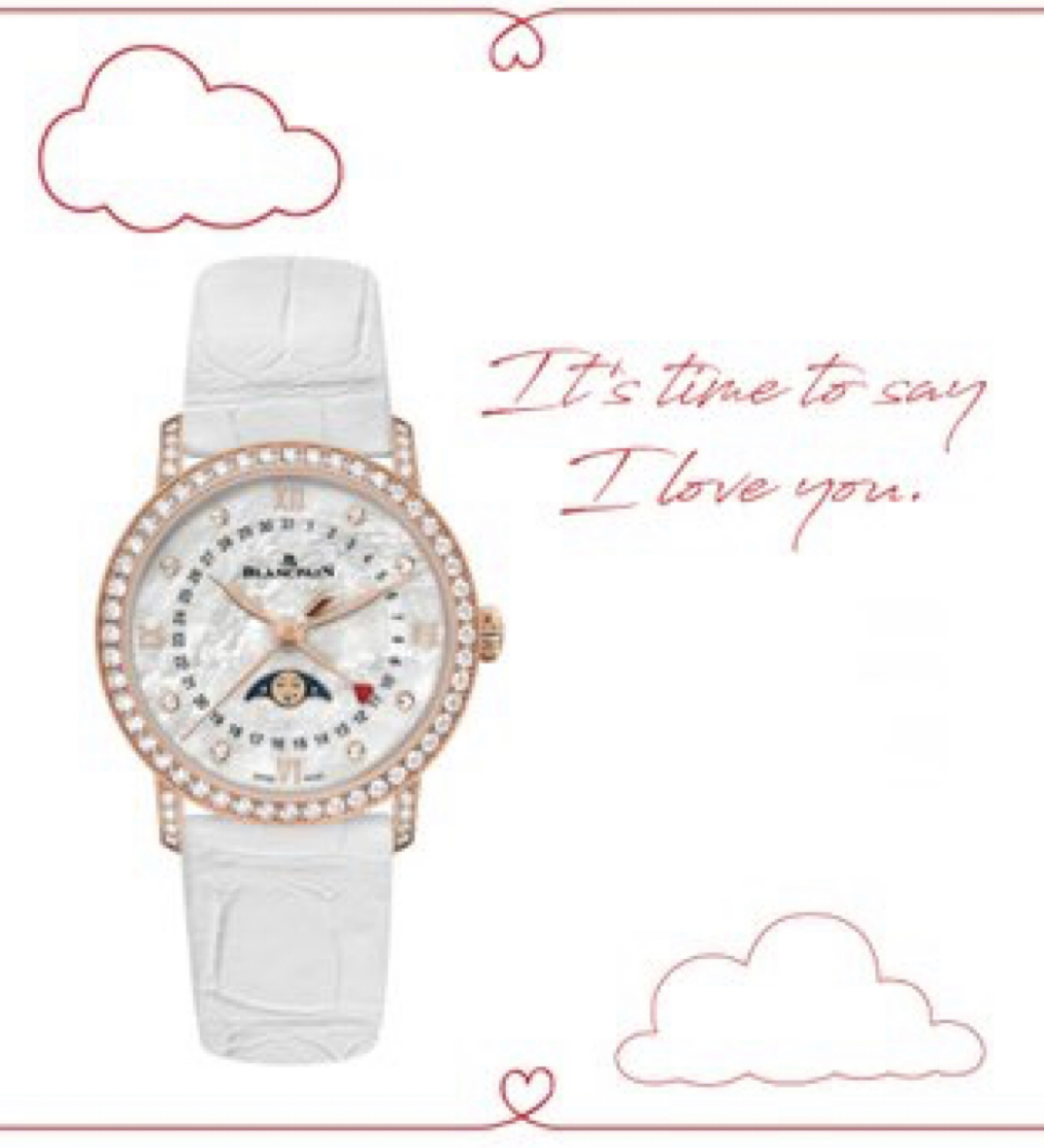 Love is timeless.