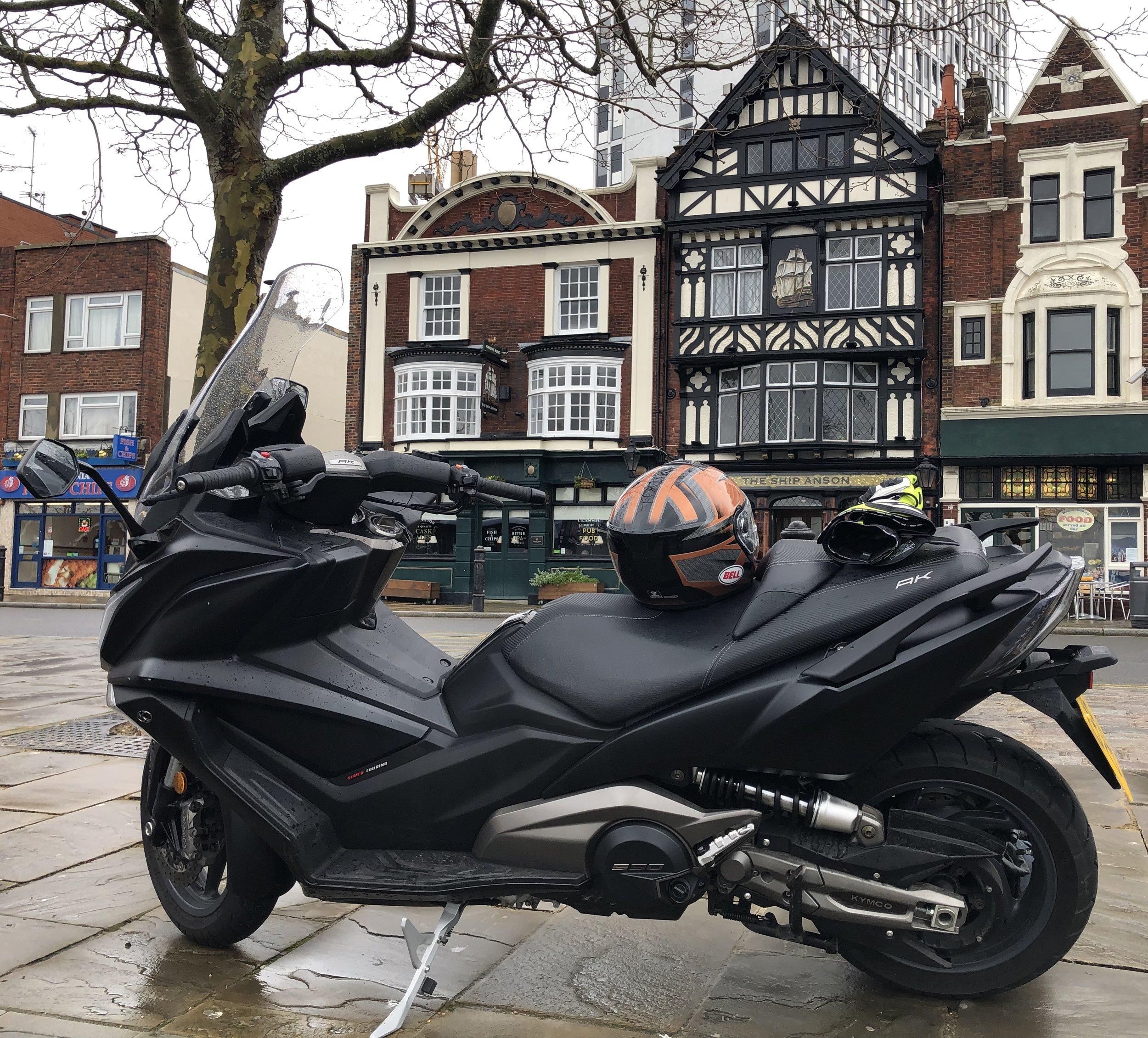 A great city bike.