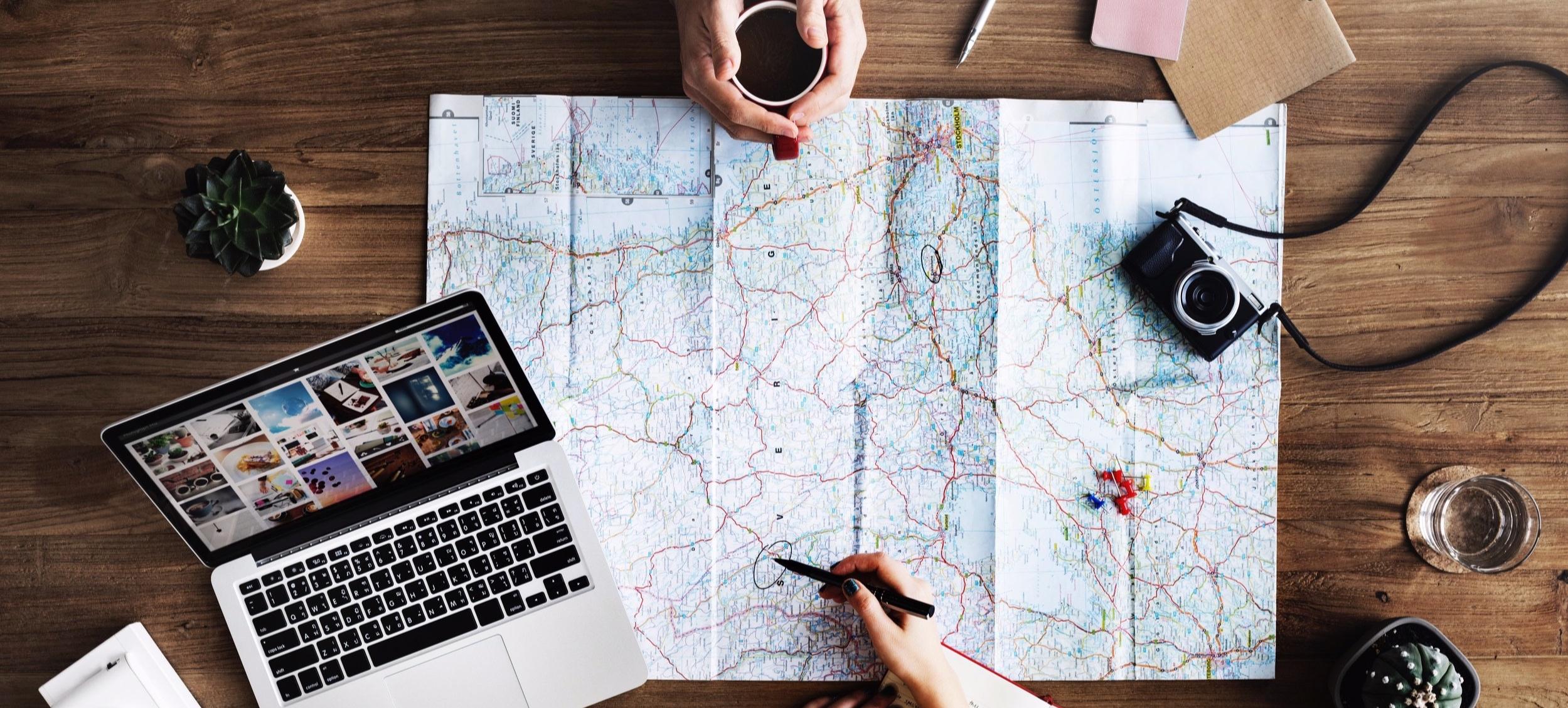 Die Landkarte zum Erfolg - Jetzt mit NorthPro erstellen