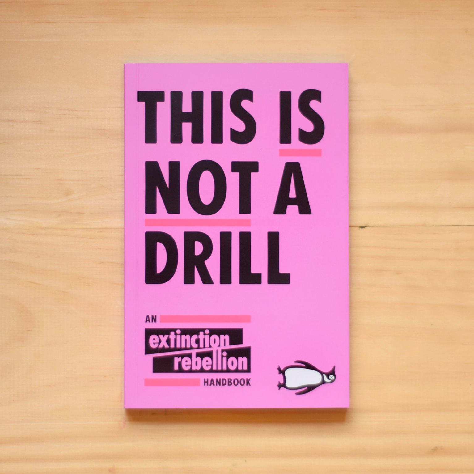 #4: This Is Not A Drill: An Extinction Rebellion Handbook - By Extinction RebellionTime is running out. This is Not a Drill is the handbook of truth and action, a guide to tackling climate change and joining a growing number of activists rising to meet the ecological emergency. The book includes instructions, interviews, personal accounts and posters, scientific analysis and step-by-step guides to rebellion. Whether you're planning on blocking a road, expecting to spend a night in prison, or simply wanting to learn more about Extinction Rebellion, this book is for you. This book is for everyone.