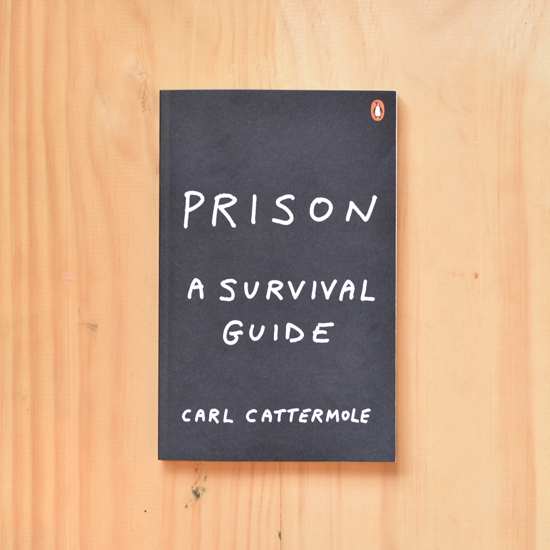 #9: Prison - A Survival Guide - By Carl Cattermole
