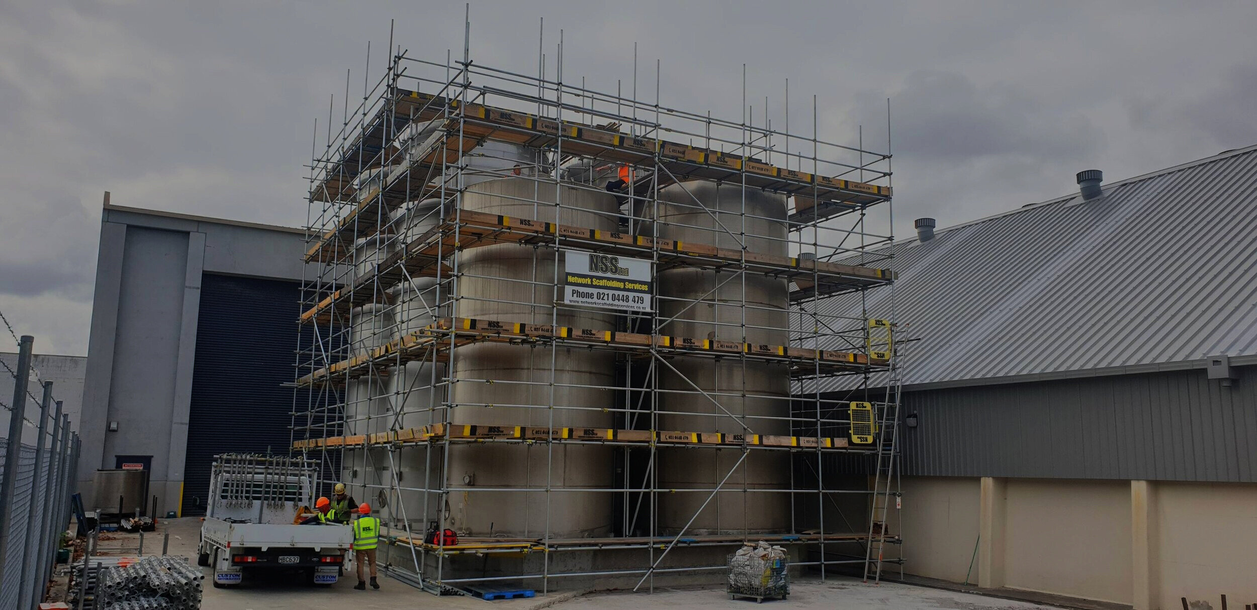A Relationship Built On Trust - We'll do everything we can to ensure we help you achieve your aims in a time and cost efficient manner. A focus on health & safety as well as a genuine desire to understand your goals means all our scaffolds are unique to the site and project they're built for.