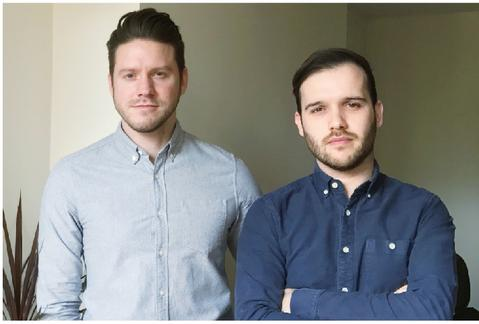 Co-founders Simon &Gavin, created Fellowstead out of their South London kitchen in 2015