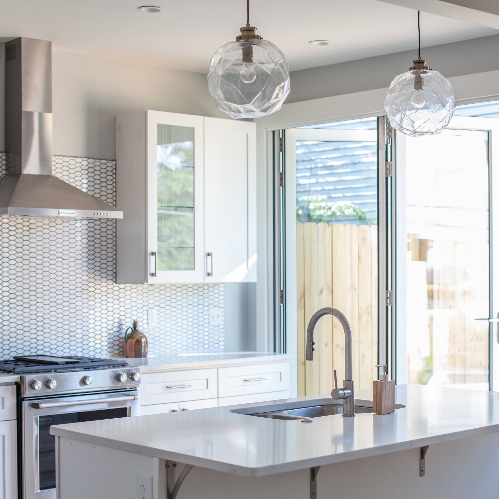 HIGHLAND PARK  Full gut renovation of entire home  Architectural design, finishes & fixtures