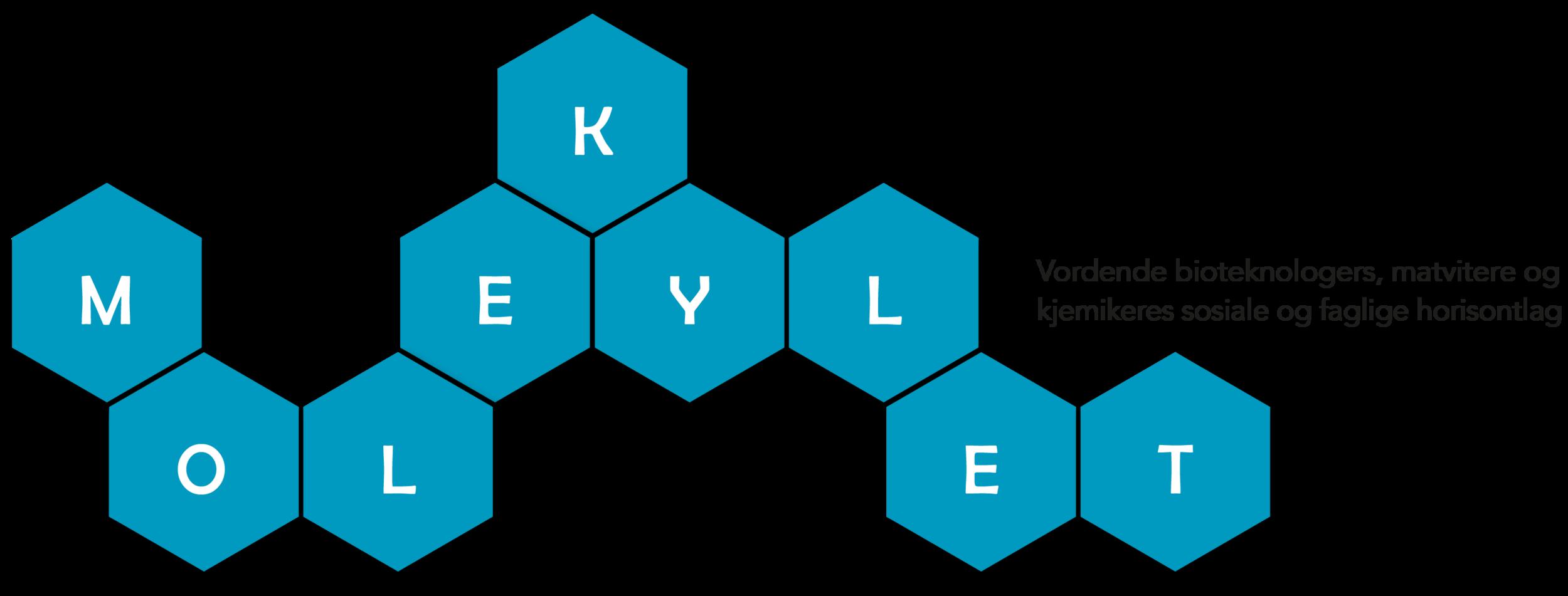 Molekylet - Molekylet er et faglag for alle vordende bioteknologer, matvitere og kjemikere. Vi ønsker å gi studentene en bedre forståelse av hva det vil si å studere her på Ås, og hva slags fremtid vi kan se frem til etter endt utdanning. Vi skal ikke bare arrangere foredrag og bedriftsbesøk, men også fester av forskjellig slag.Kontaktinformasjon:Web: molekylet.com Mail: molekylet@nmbu.no