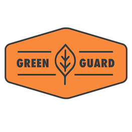 Green Guard air quality certification symbol
