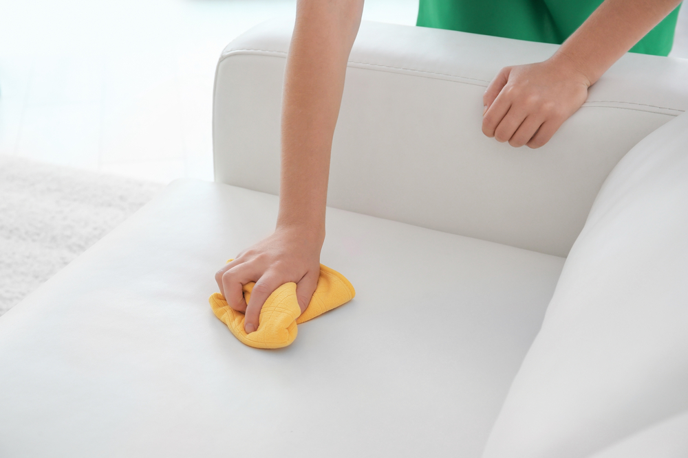 You never know when a spill will strike - be armed and ready with the best tips and tricks to lift stains, spills and messes from your furniture!