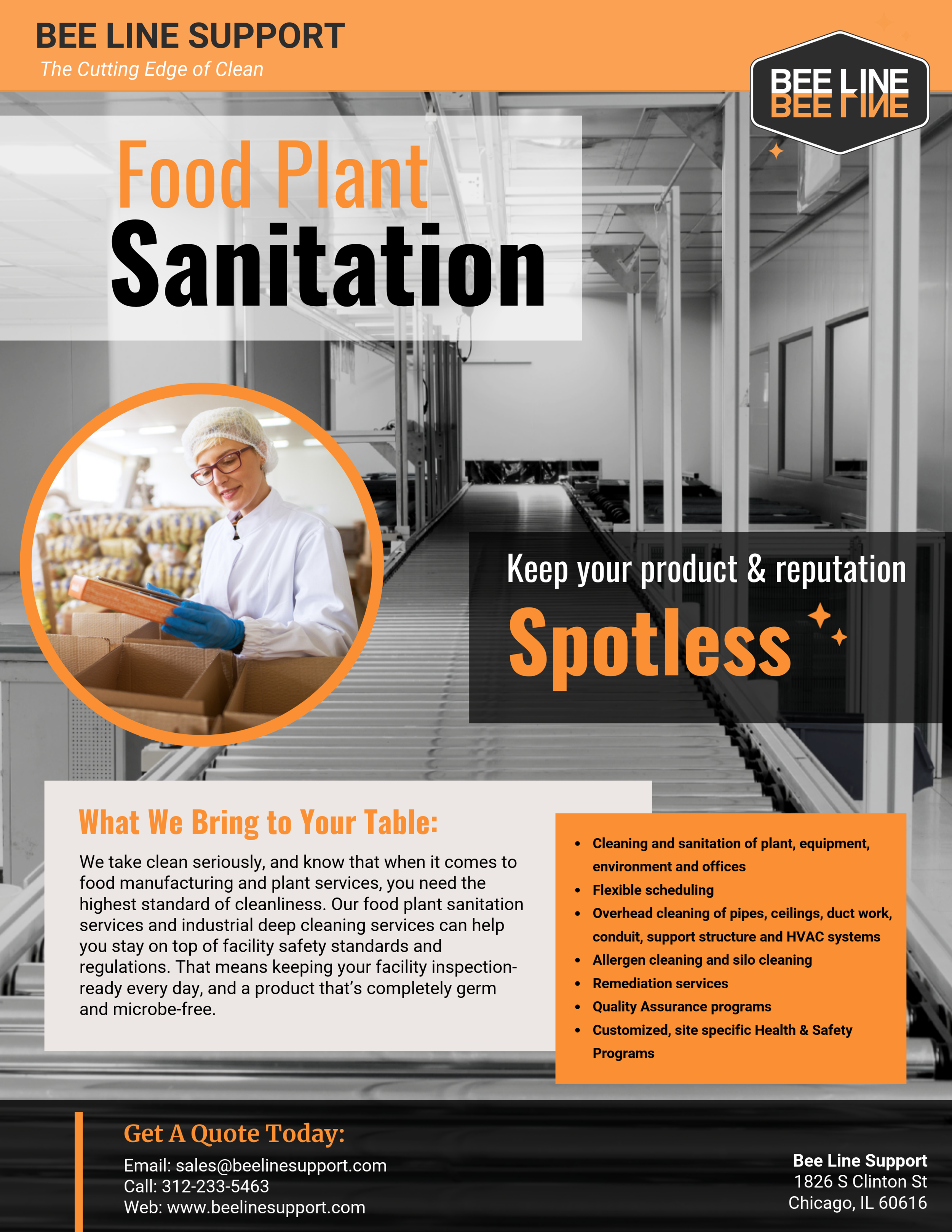 Click the image to open up a printable PDF of our food sanitation flyer!