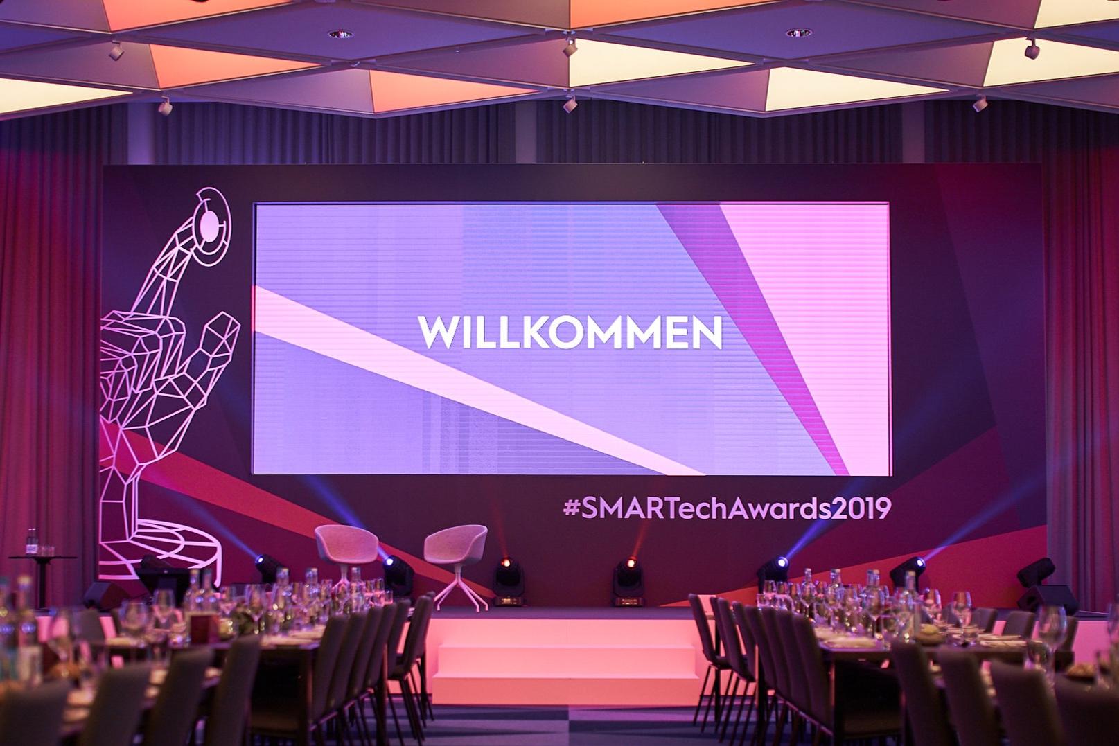 Criteo Smartech Awards 2019 - Preisverleihung für Smarte Technologie