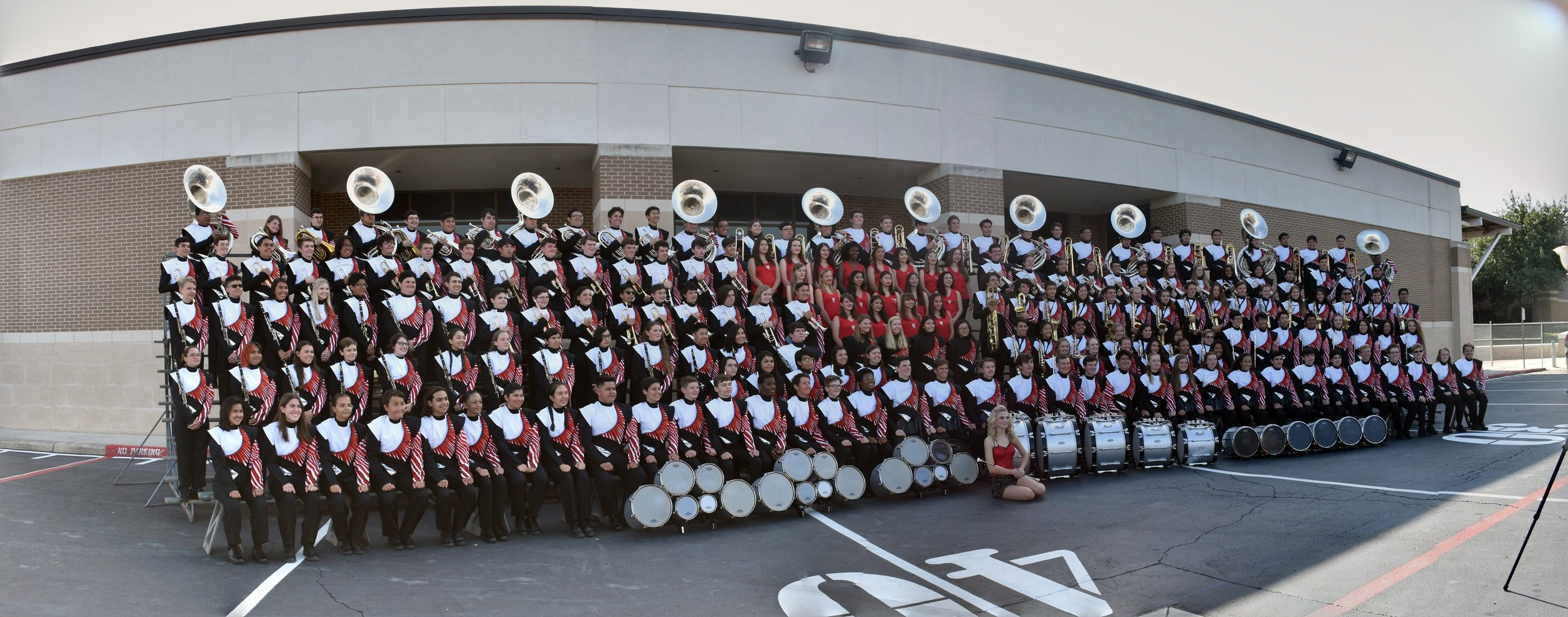 Band Picture Day -