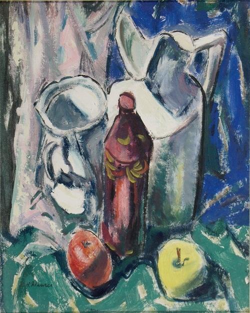 Alfred Maurer Still Life with Red Vase 71.35 21 X 17.jpg