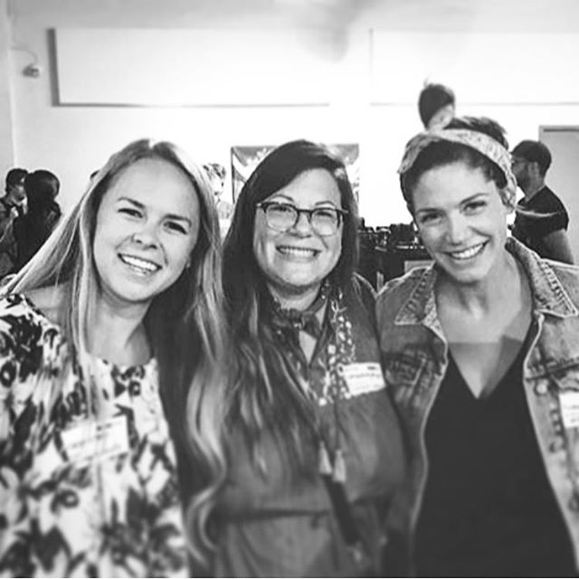 Thank you @cm_kansascity for bringing a great group of local creatives together to be inspired this morning☕️! If you haven't been to a @cm_kansascity - don't miss next month when Katie of @strawberryswingkc and @troostmarketcollective will share her wisdom on the local maker scene!! 👏🏻👏🏻