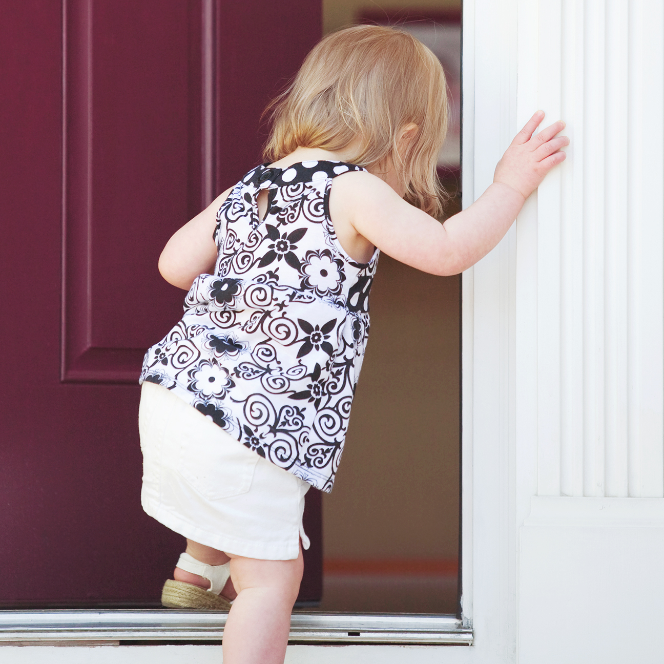 bigstock-Little-Girl-Going-Into-Home-3179359.jpg