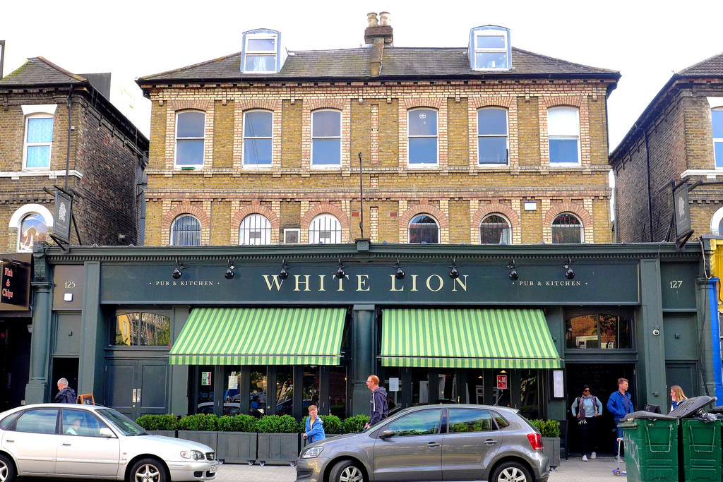 The White Lion - Win, Lose or Draw you can always find us at the lion after a match.Providing a great selection of beverages and top class food.125-127 Stroud Green Rd, Stroud Green, London N4 3PX