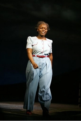 The Color Purple on Broadway  -  Zonya Love.