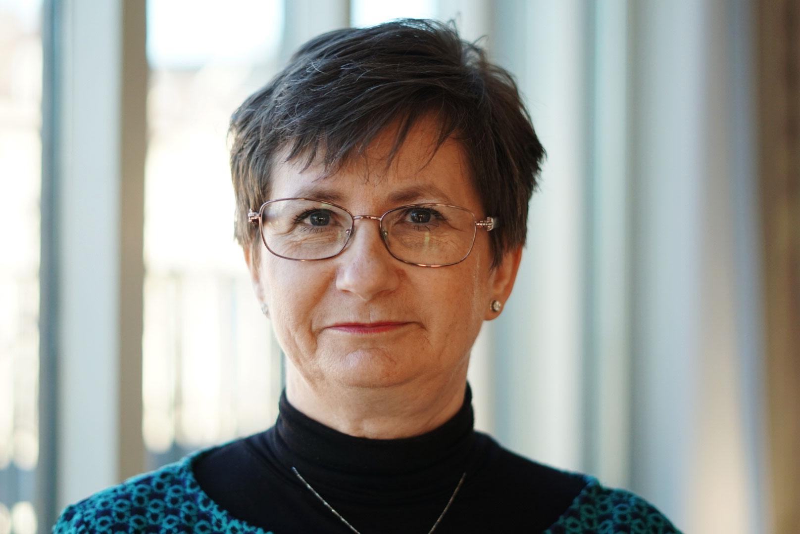 Kajja Holmgren från ABB industrigymnasium i Ludvika