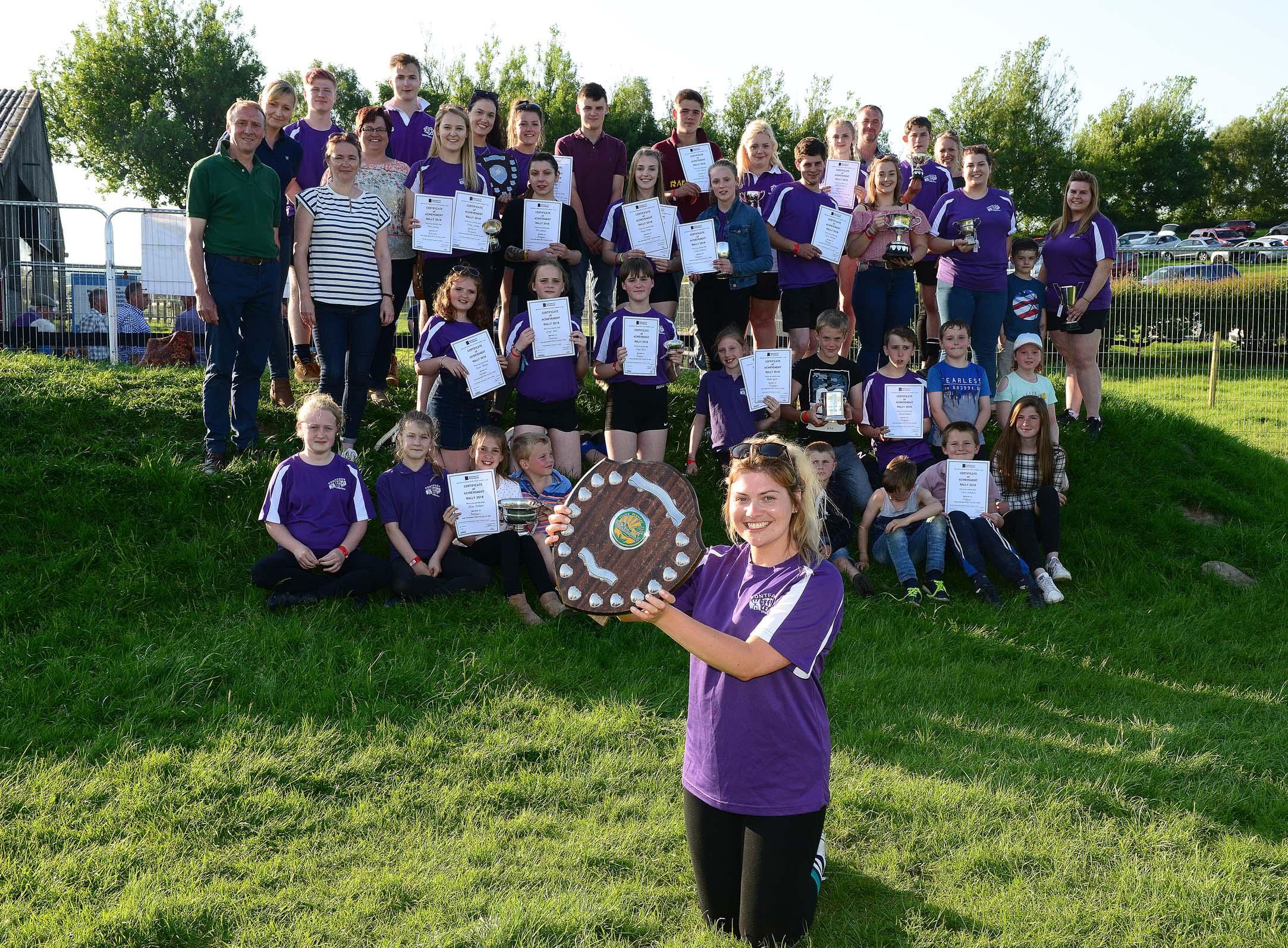Brecknock YFC - CFfi Brycheiniog | Brecknock Federation of