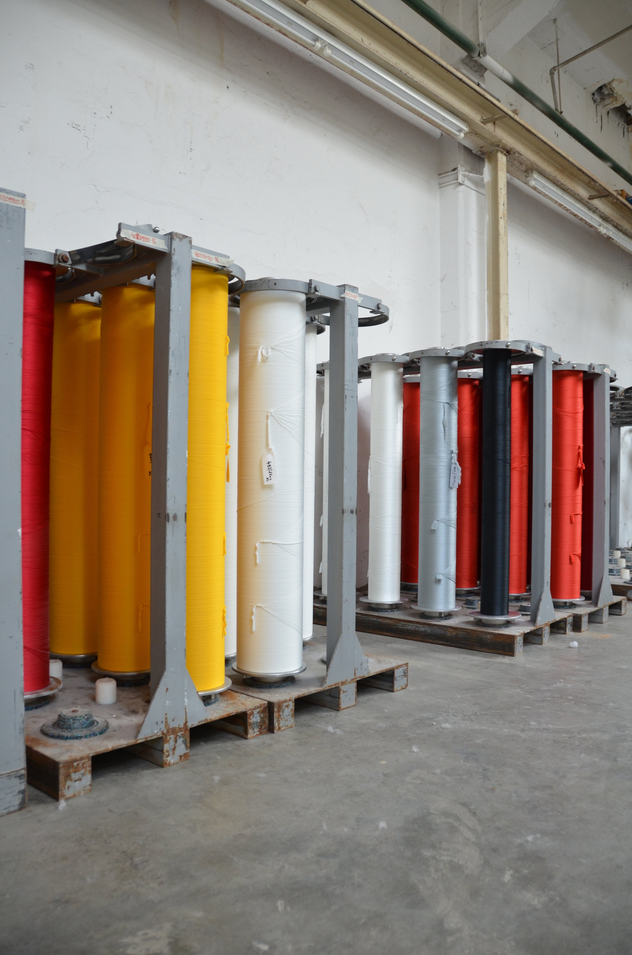LOOMDATA Manufacturing Execution System for weaving and weaving preparation