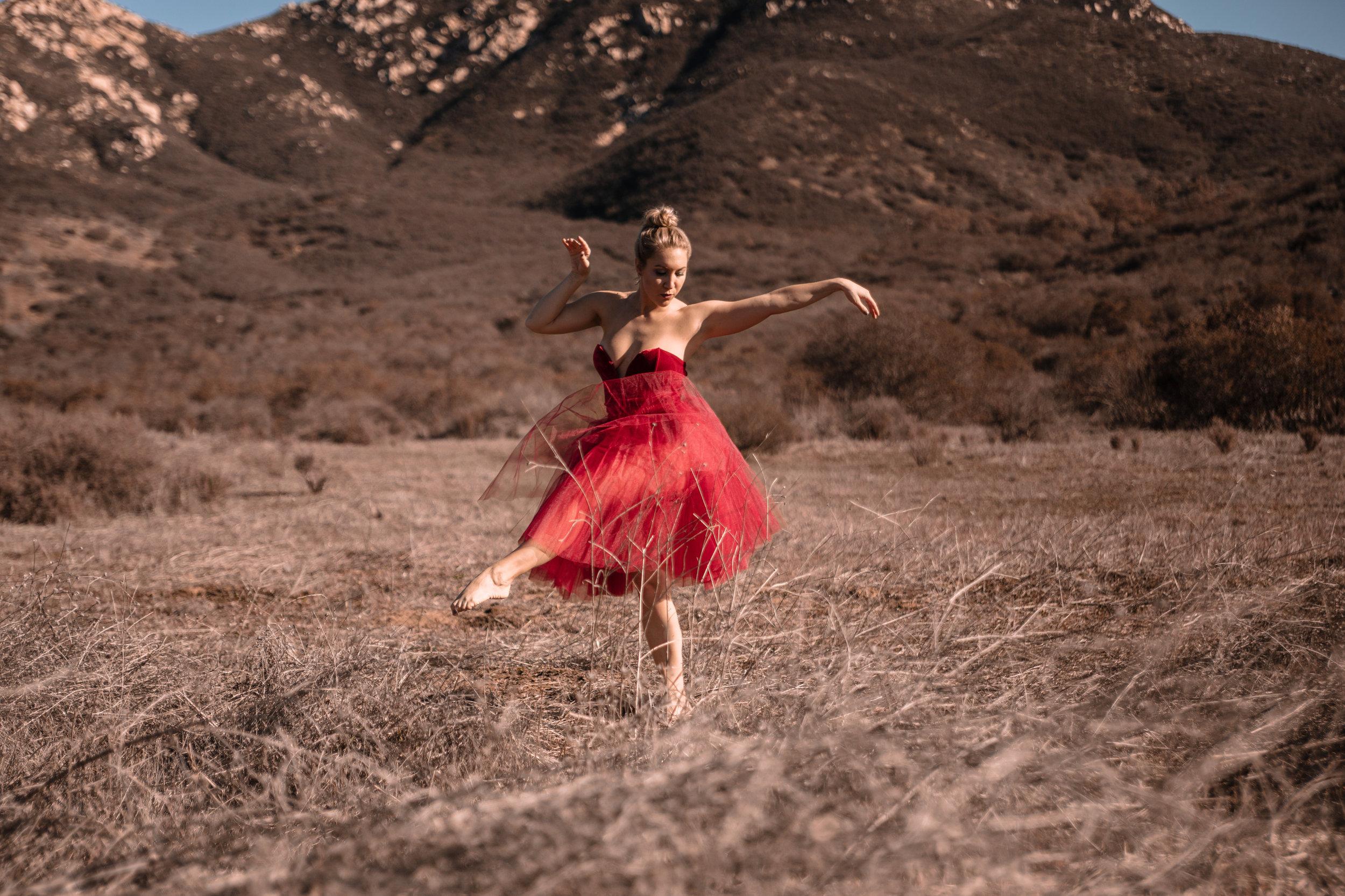 San Diego Dance Portraits