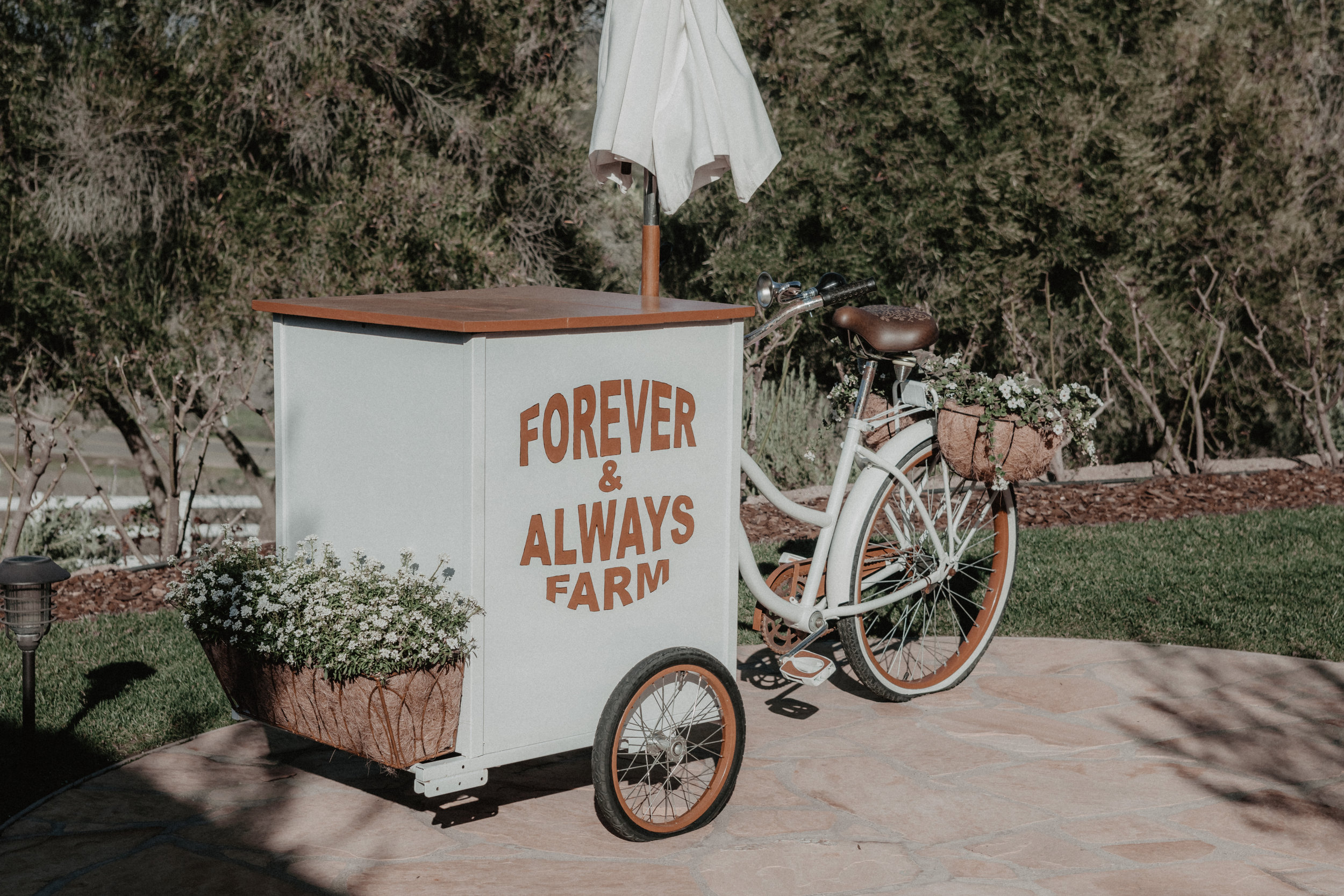 Forever and Always Farm Display