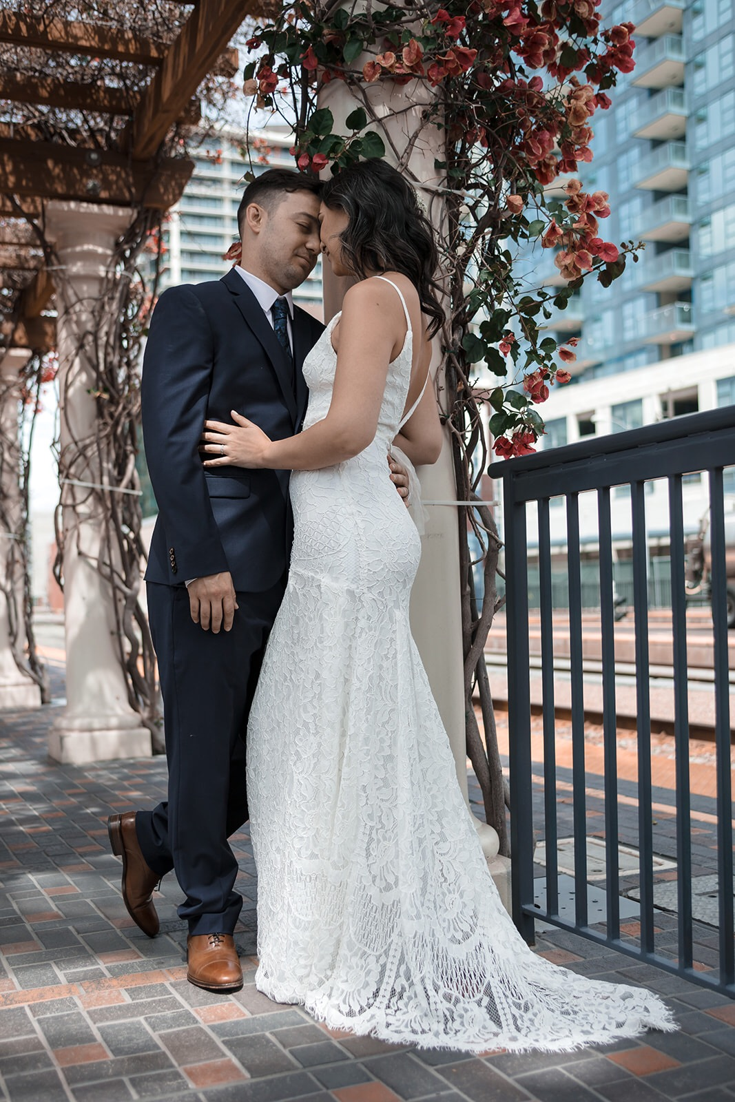 Civil Wedding in San Diego