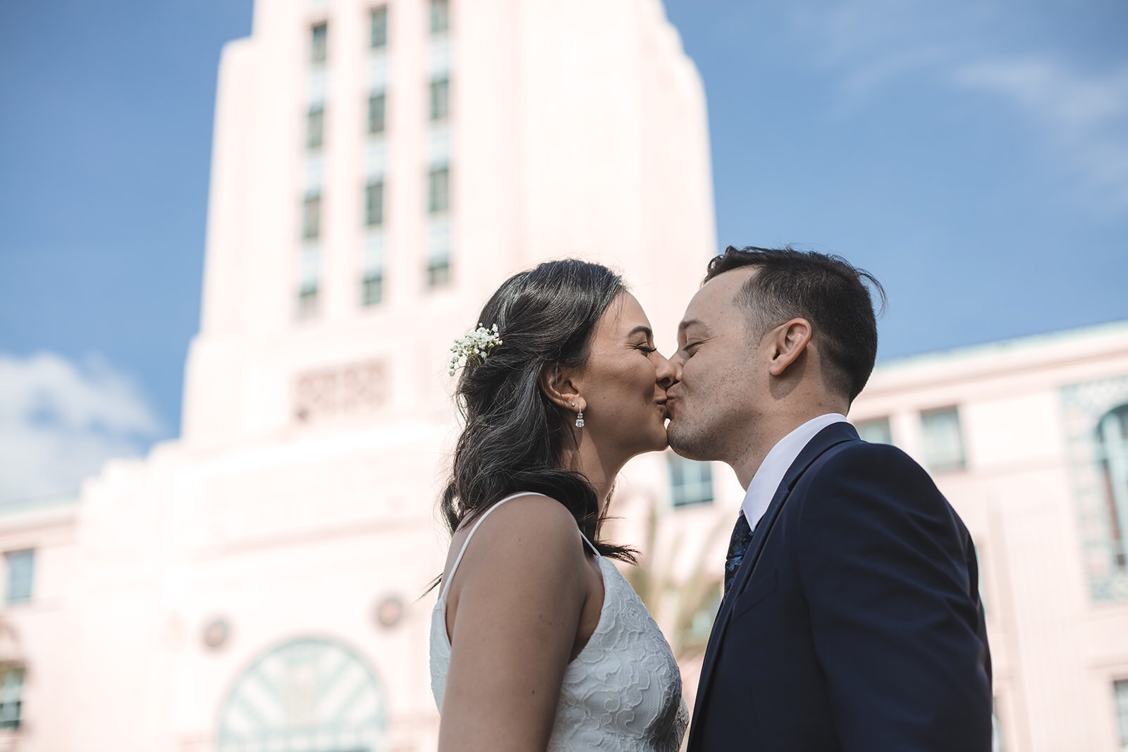 Courthouse Wedding in San Diego
