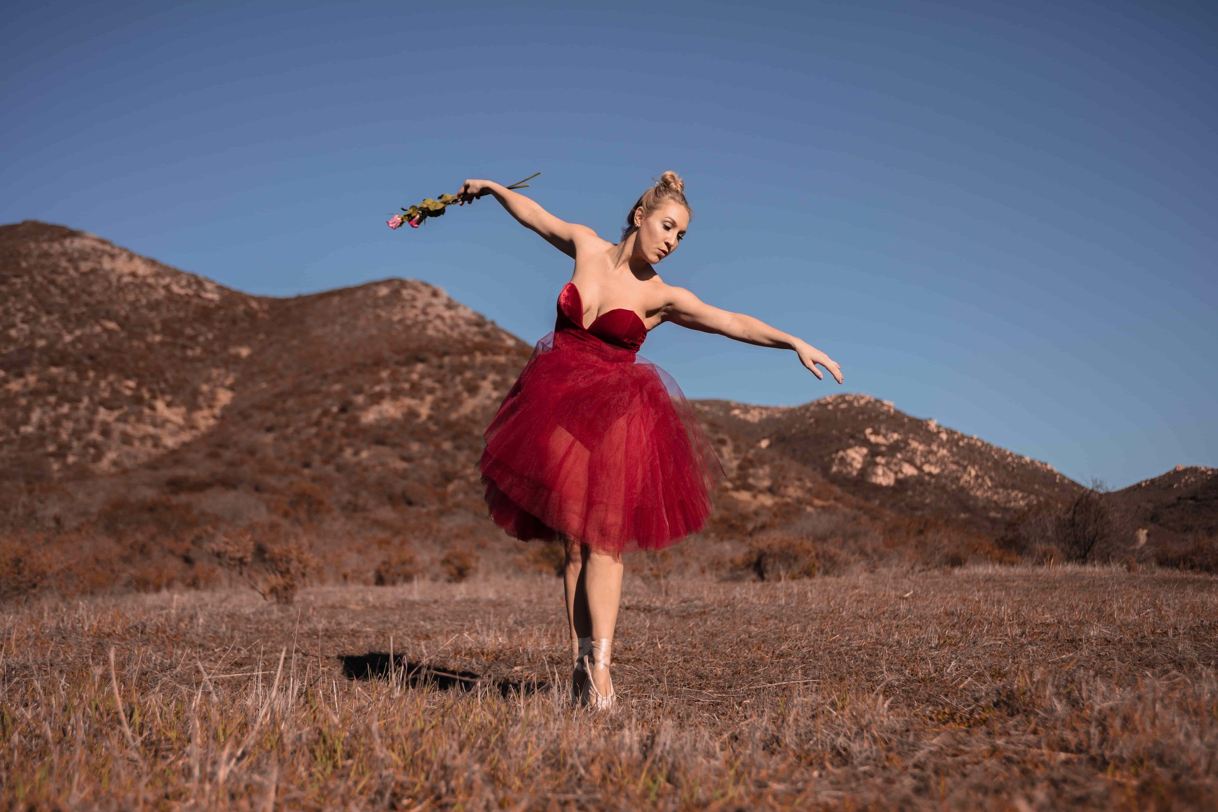 San Diego Dance Photos
