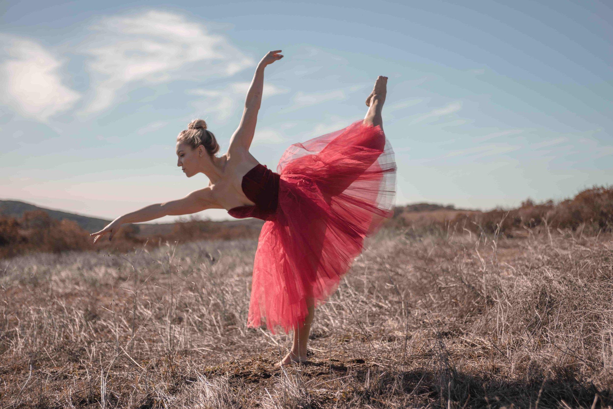 San Diego Ballet Portraits