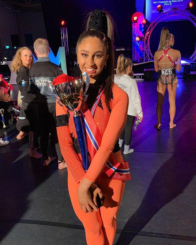 Pardis er norgesmester 2019 i elite 16-18!😍💥💥