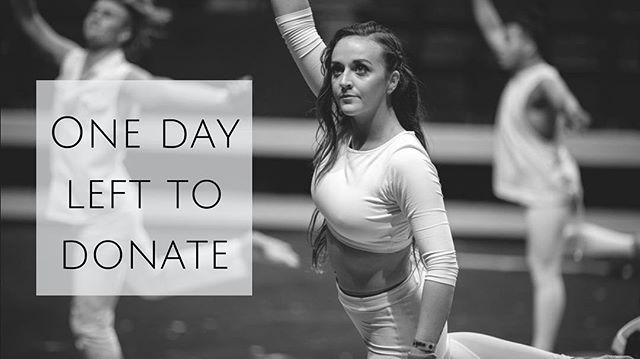 Raise your hand if you love Invictus! Now take that hand and use it to click the link in our bio because there's only one more day left to make a donation before the season ends! . . . . #InvictUS #Invictus2019 #ThePathOfTotality #WGI #WGI2019 #TCGC #TexasColorguardCircuit #TCGC2019 #winterguard #colorguard #flag #rifle #sabre #dance #Invictus #Austin #Texas #donate #performingarts #nonprofit 📷: @zach_ashcraft