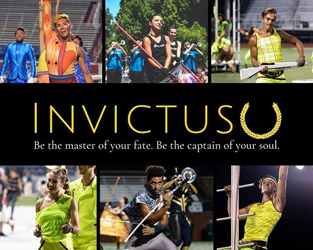 We would like to give a huge shoutout to our members marching DCI this summer! May your talent and passion illuminate the field as you begin your finals weekend. We love you all! And we can't wait for the winter season to start now 😉 . . . #InvictUS #Invictus2019 #ThePathOfTotality #WGI #WGI2019 #TCGC #TexasColorguardCircuit #TCGC2019 #winterguard #colorguard #flag #rifle #sabre #dance #Invictus #Austin #Texas #donate #performingarts #nonprofit #DCI #drumcorpsinternational #scv #santaclaravanguard #vanguard #boston #bostoncrusaders #bloo #thebluecoats #blueknights #band