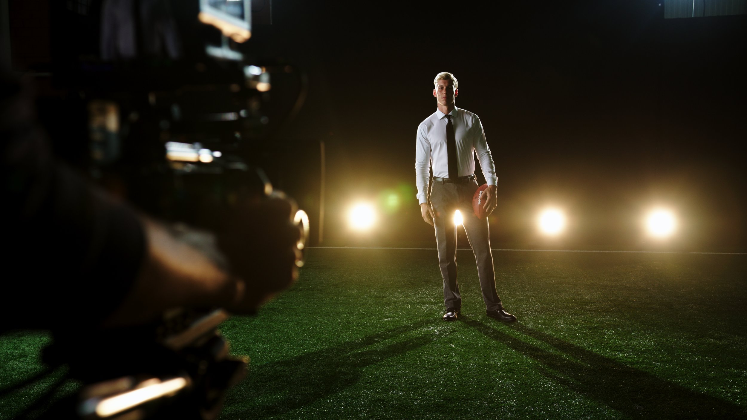 New Jersey Video Production - Hologram Visuals - Van Heusen