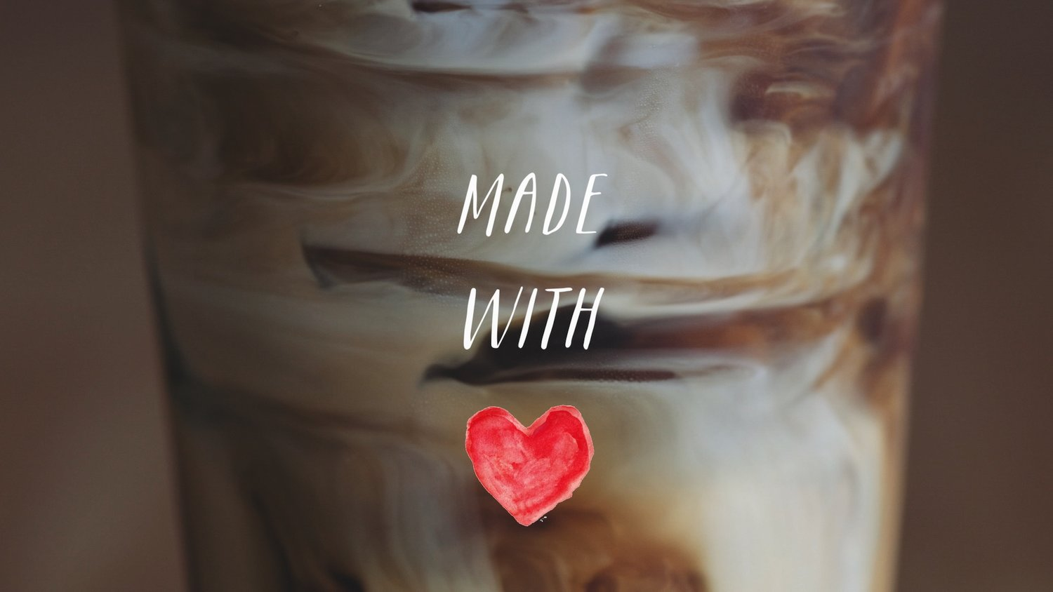 MADE WITH LOVE CUP